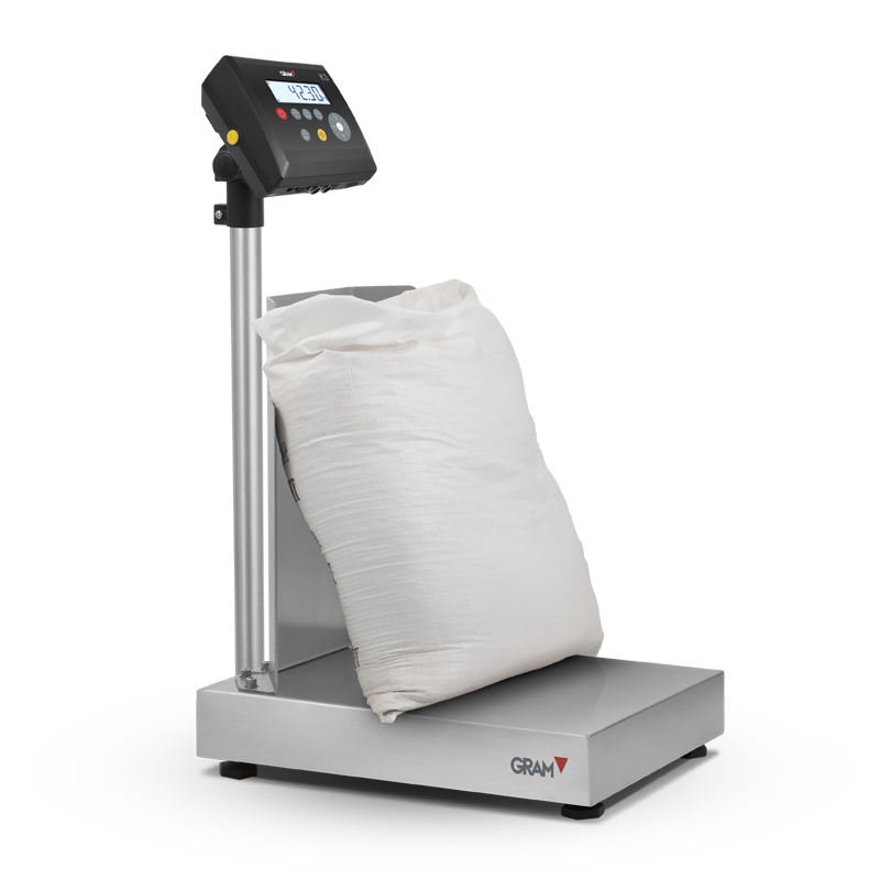 300Kg Calibration Weighing Scale Least Count Platform Scale