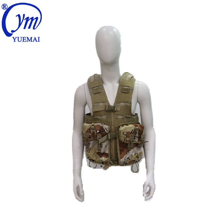 Hot Sale Custom Nylon Mesh Security AirソフトMen Assault Combat Outdoor Camping Hunting Army Military Tactical Vest Gear