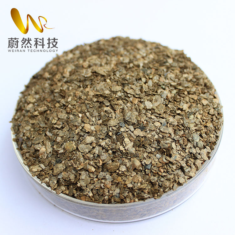 good quality manufacturer raw gold ore vermiculite