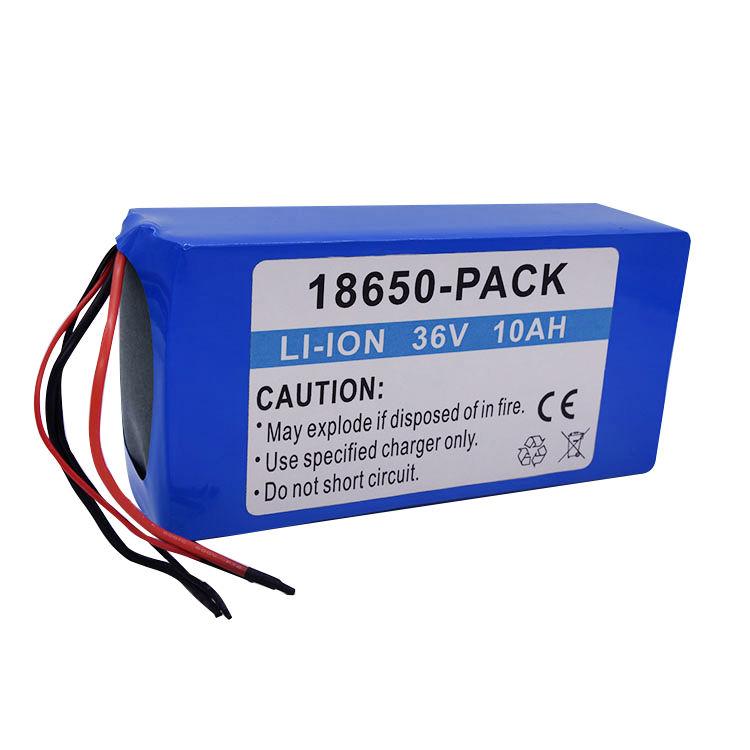 El monopatín eléctrico de la batería de iones de litio de 36 V Ebike <span class=keywords><strong>Kit</strong></span> de batería cilíndrica 18650 Li-batería de iones