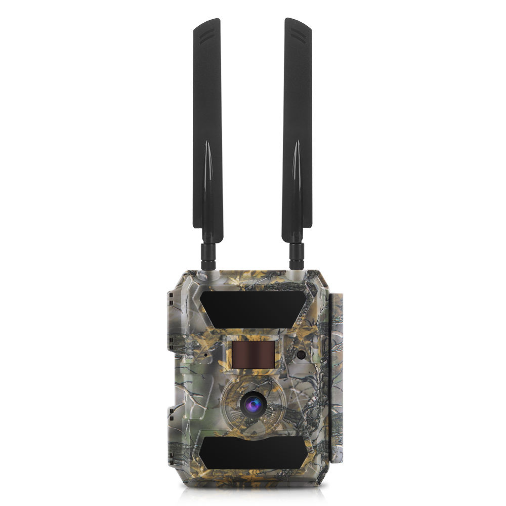 New App SMS Remote Control GPS Available Wildlife Photo Trap 2G 3G 4G Wildkamera