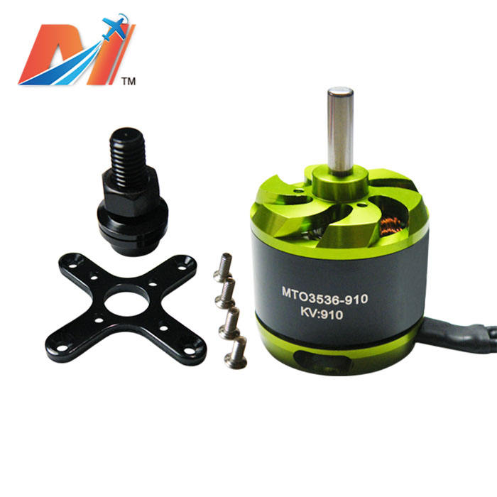 Maytech outrunner brushless motor 2814 910kv for battery operated airplane toy/remote control jet plane