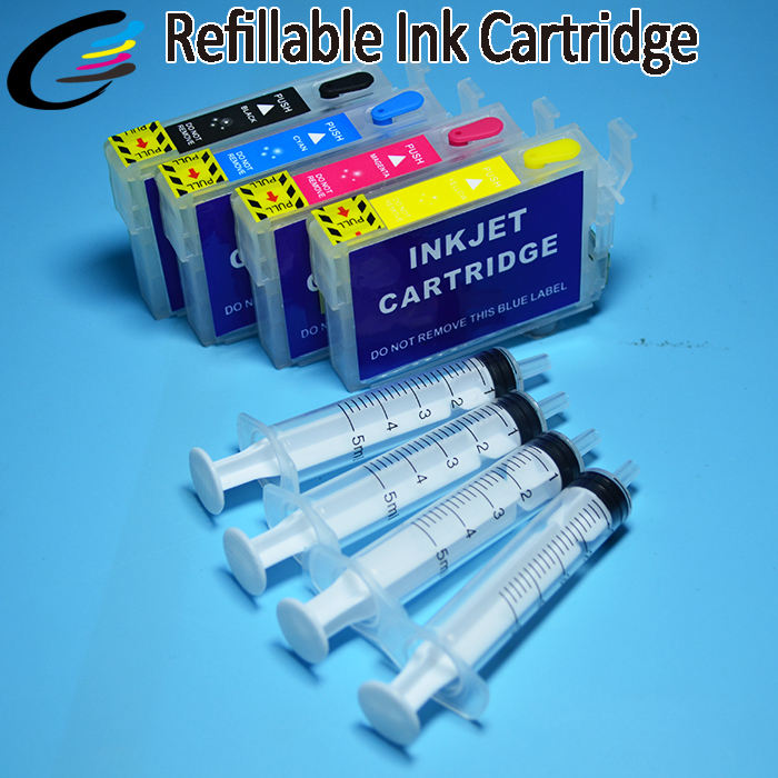T252 Chip Reset Cartridge for Epson WF7610 WF7620 WF7210 Printer