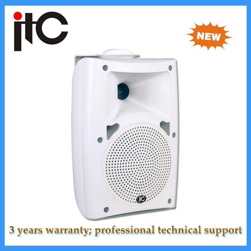Profesyonel Ses 50 W 100 V Açık duvar montaj radyo hoparlörler