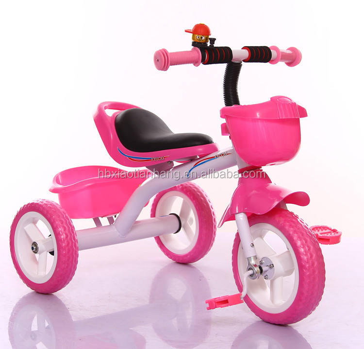 3 Wheels Baby Tricycle /Children Bike /Kids Bicycle for 2-6 Years Old children