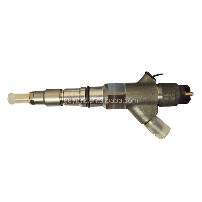 New diesel fuel Common Rail Injector 0445120153 for KAMAZ