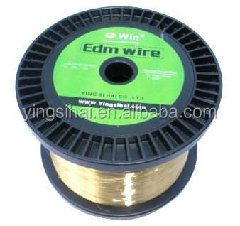 Soft EDM Brass Wire 0.25mm For EDM Wire Cut Machine