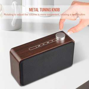 Portable Wireless Speaker Stereo Bluetooth Speakers Radio Water Bathroom Kitchen Outdoor Speaker Support TF