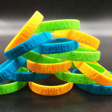 gift items new silicone bracelet wrist bands custom silicone wristband kids rubber snap band cheap silicone wristband
