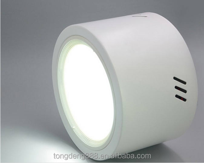 Surface mounted Led cylinder down light-General ceiling spot look-9W surface down lights
