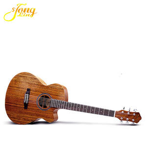 Sapele gỗ 41 inch acoustic guitars