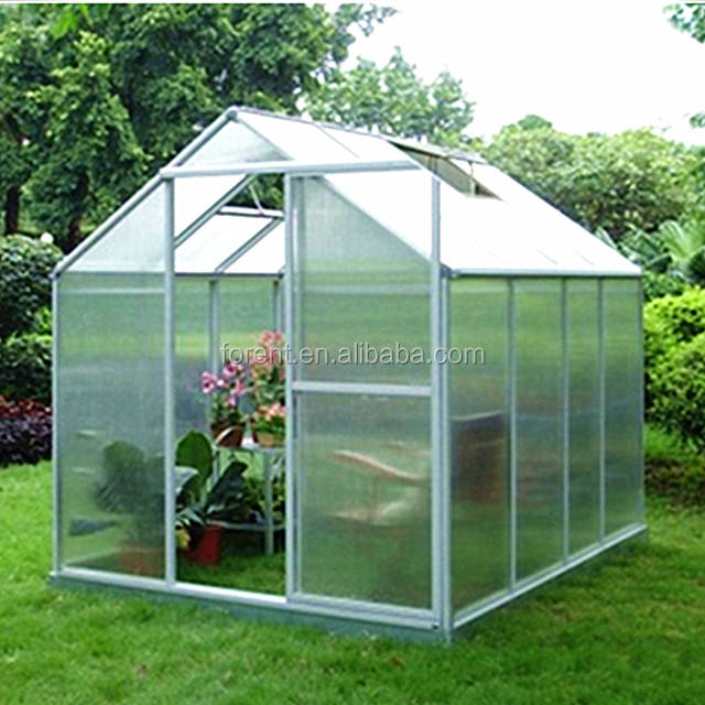conservatorg garden Polycarbonate mini Greenhouse