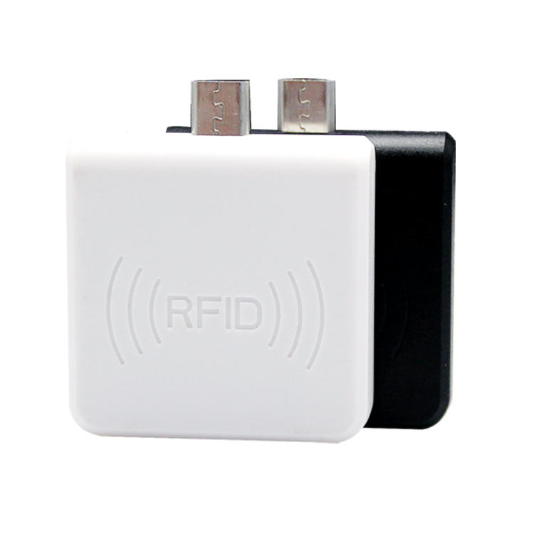 R65C 13.56mhz Micro USB RFID Smart Card Reader für Android Phone