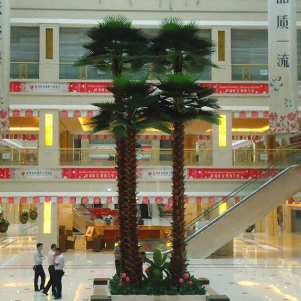 venta al por mayor de china al aire libre de gran tamaño de los árboles artificiales artificial d