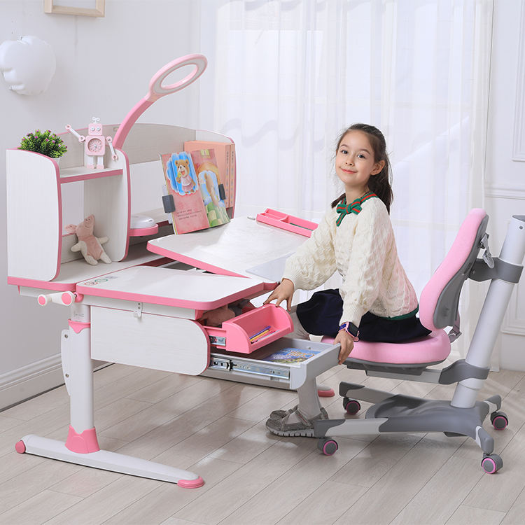 GMYD Children Furniture Kids Study Desk Writing Table Children Table