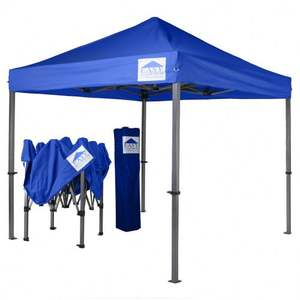 Pop up 42mm hexagonal fold able gazebo marquee Beer Canopy 10x10 trade show Folding Tent