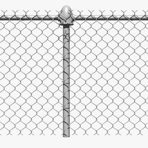 How To Use Fence Hangers To Hold Up Chain Link Fabric Youtube