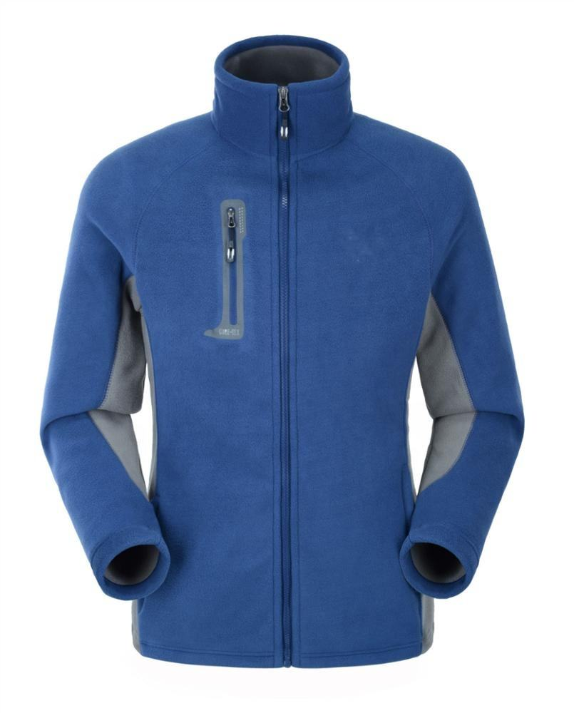 Custom cheap wholesale outdoor hikingng fleece jacket for men