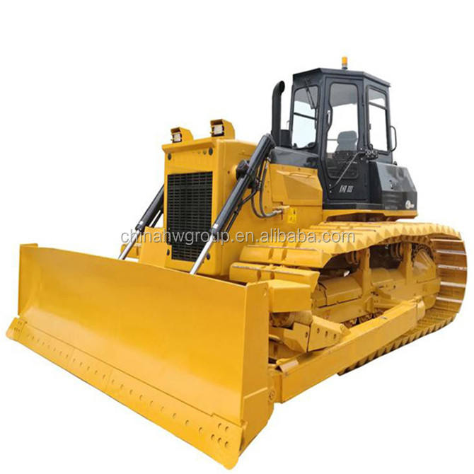 New Technology Used Small Crawler Bulldozer