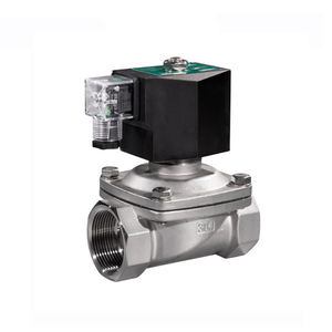 COVNA DN20 3/4 inch 2 Way AC110V Normally Closed Stainless Steel Diaphragm Solenoid ValveStainless Steel