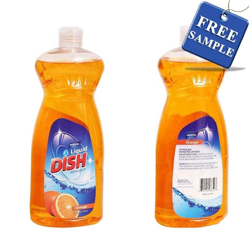 1000ml 38OZ Kitchen Fruit Scent Dish Washing Soap, Liquid Dishwashing Detergent liquid