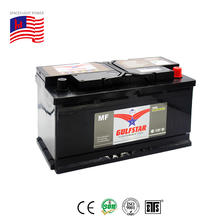 60044 DIN Standard 12v100ah plastic case positive plate fm gel rechargeable sealed for lead acid batteries for car or auto