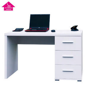 White High Quality Wooden Writing Desk Office Computer Table