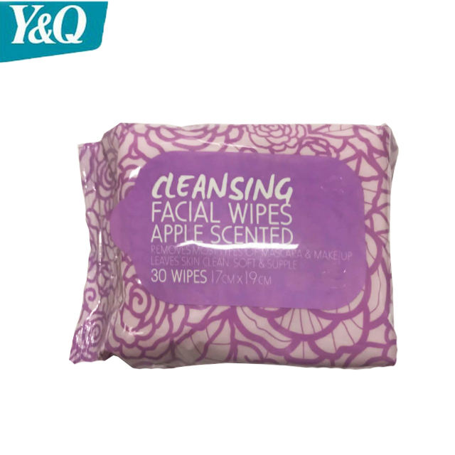OEM Organic Facial Wipes Facial Wet Wipes Make up Wipes