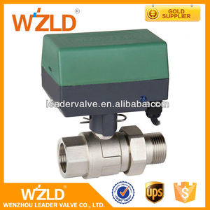 WZLD Fast Delivery High Pressure 8 Inch Electric Hydraulic Servo Motor Drive Valve