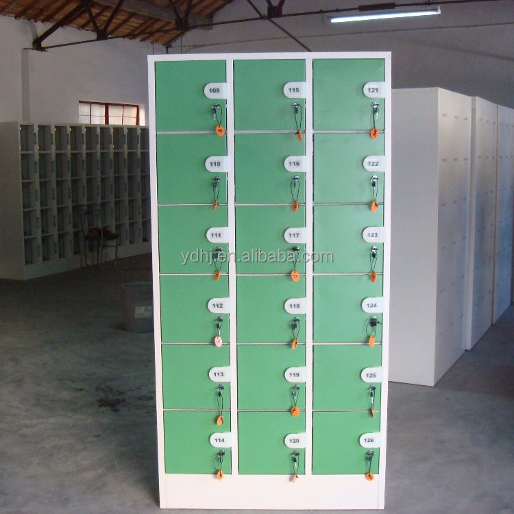 Supermarket Coin Operated Metal Locker YD-J205