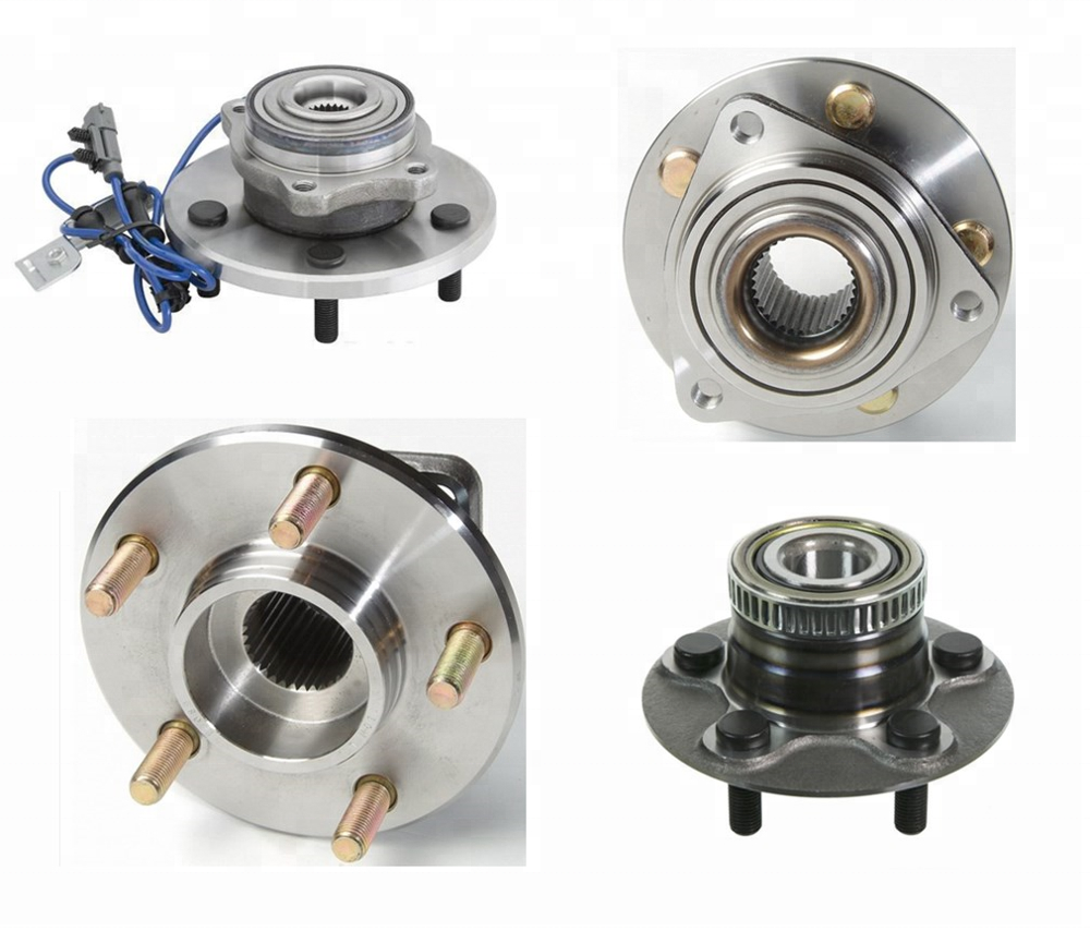 Front and Rear Wheel Hub Bearing / Assembly have all stand size for CHRYSLER series