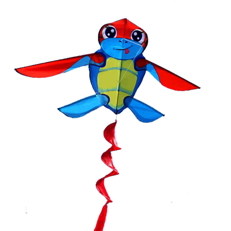 Hot sale New design sealife turtle kite for children