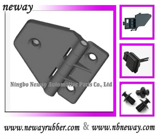Custom Plastic Parts Plastic Battery Cover Plastic Hinge