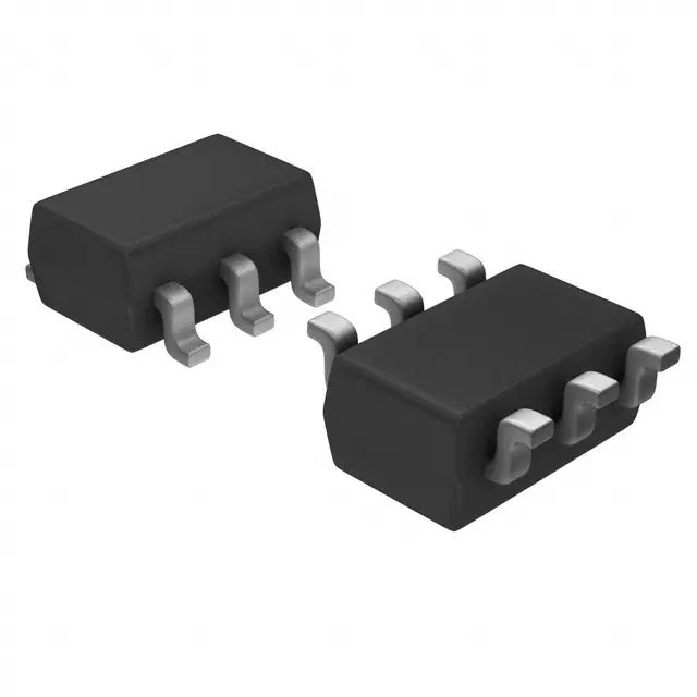 2 Channel SOT-23-6 SN74LVC2G04DBVR Logic Gates and Inverters r IC