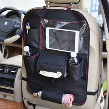 New Design Portable Car Organizer Bag With Touch Screen Window