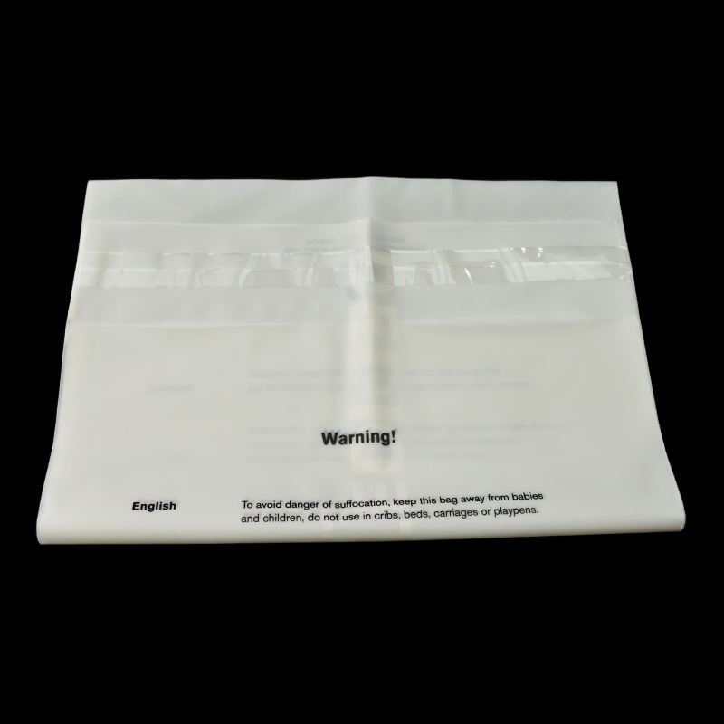 Packaging Customization Biodegradable Cornstarch Compost Self Adhesive Seal Corn Starch Bag