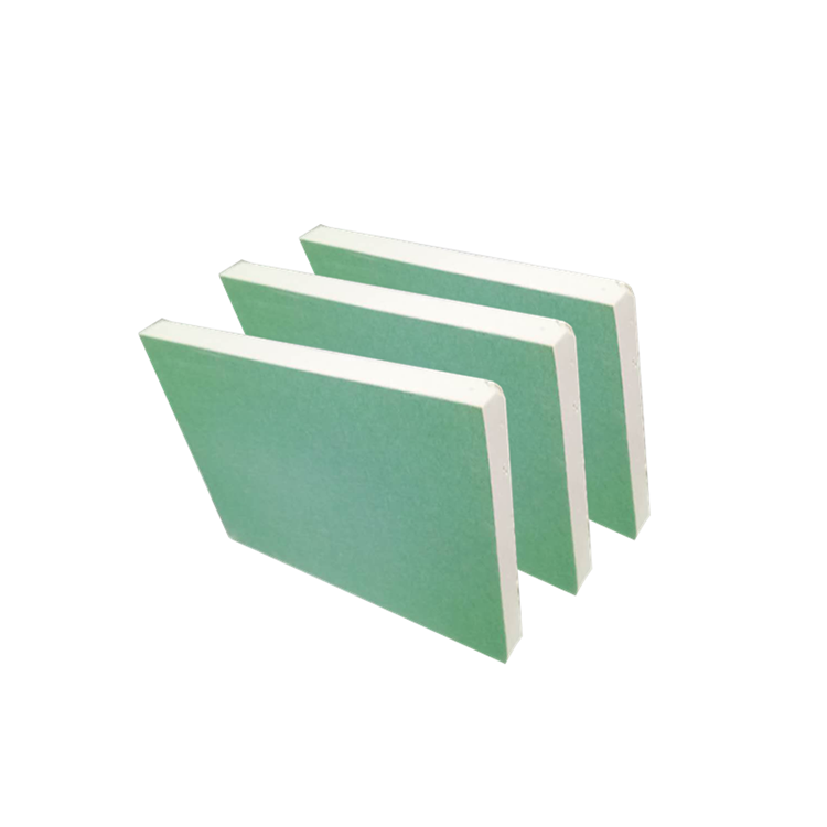 Free sample Widely used waterproof fireproof moisture-proof drywall gypsum board 7-20mm