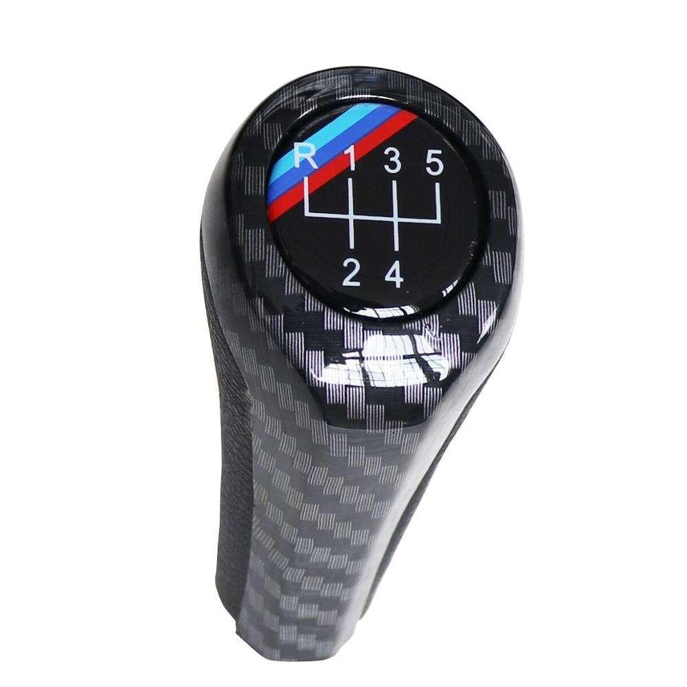 5 Speed Gear Shift Knob M Sport for E30 E36 E39 E46 E60 E81 E82 E90 E91 E92