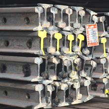 4kg,8kg,12kg,15kg,18kg,22kg,24kg,30kg/m Light rail light steel rail mining rail
