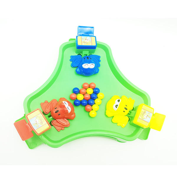 Educational games for children Frog rab from the game disk kids game educational with cream 6 year old