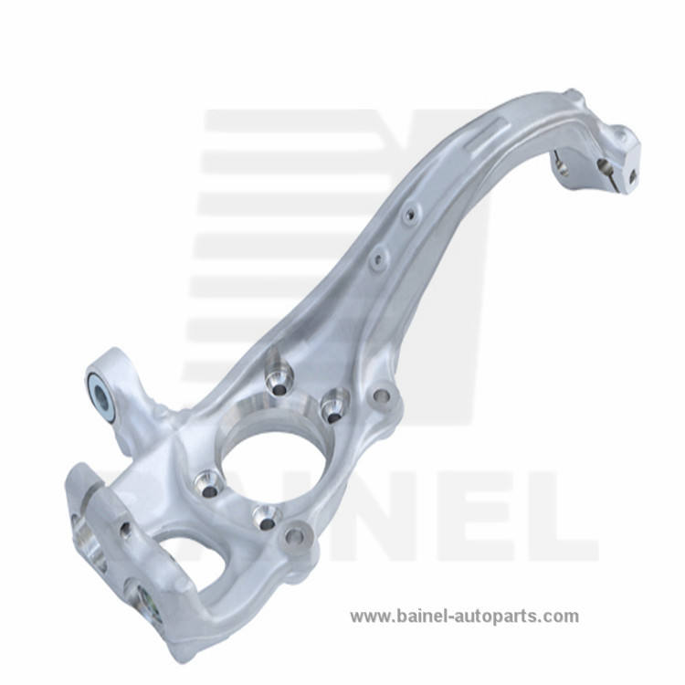 steering knuckle for AUDI chassis suspension and steering system parts OE L:8K0407253B R:8K0407254B