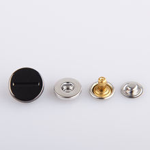 Sanko Luxury Brand Garment Accessories Supplier Custom Metal Snap Button For Clothing