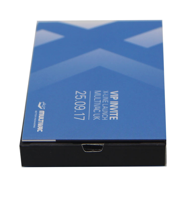 Chinese factory homemade lcd video business cards for Presentations Digital Advertising Player