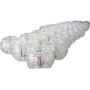Inflatable TPU Bubble Sepak Bola Sepak Bola Knocker Body Suit Zorb Manusia Bumper Bola Mainan Harga