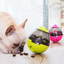 Wholesale Factory Manufacturer Snack Pet Dog Cat Food Feeder Ball Toy