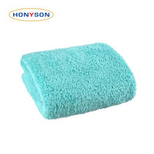 trending hot products microfiber coral cleaning towels for face
