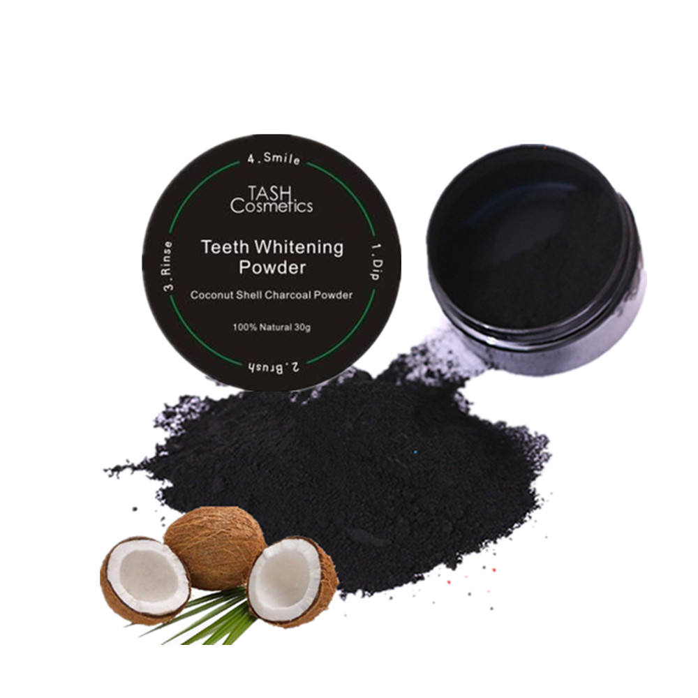 Organic Natrual Whitening Teeth Powder Charcoal Teeth whitening Activated Charcoal Powder