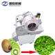 Automatic food grade eggplant slicing machine/eggplant slicer