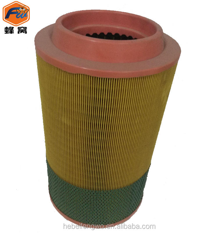 Air filter C23632/1 replacement MANN air compressor filter