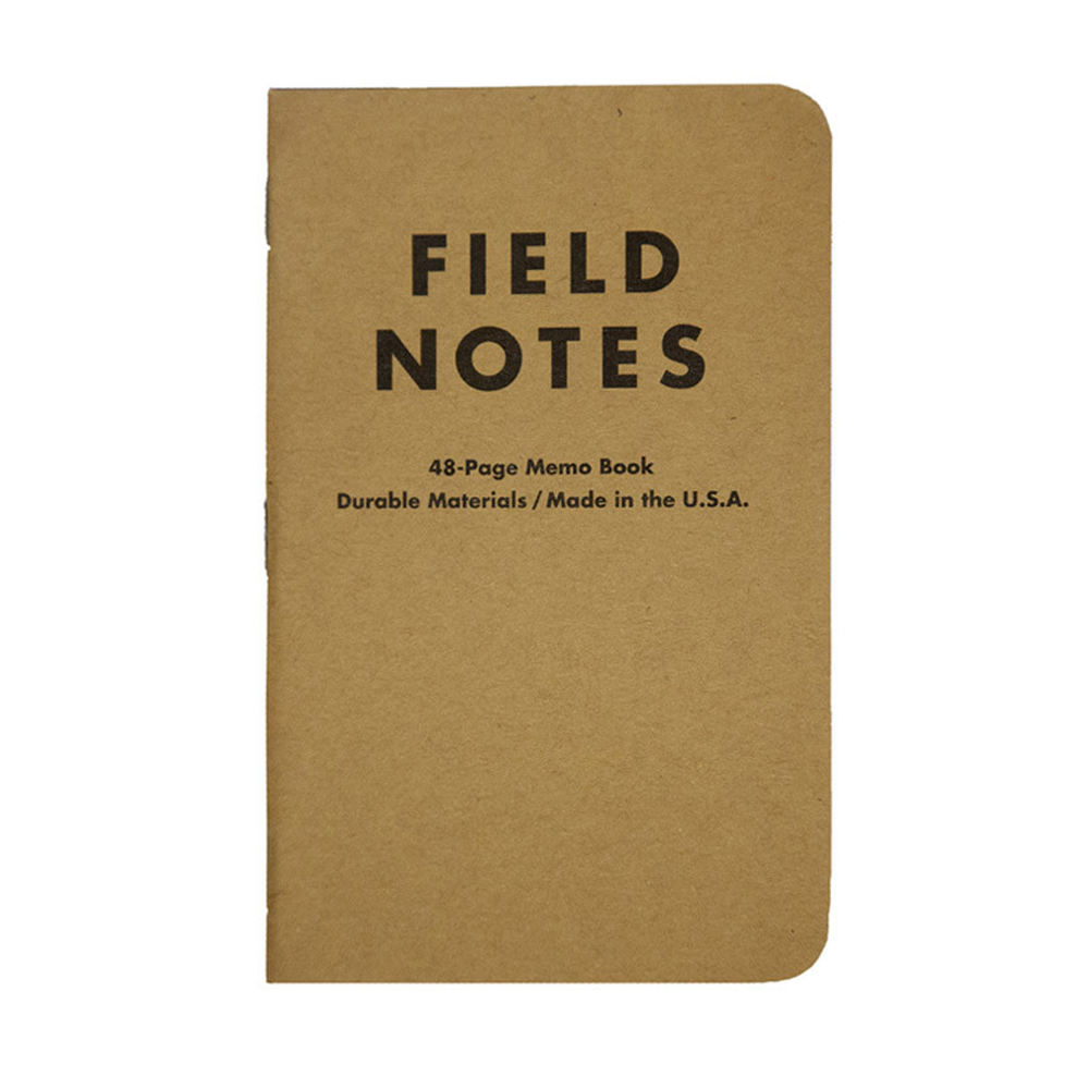 Custom China 20 Year Experience High Quality Field Notes Printing
